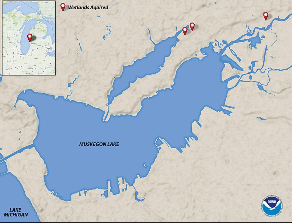 Muskegon Lake