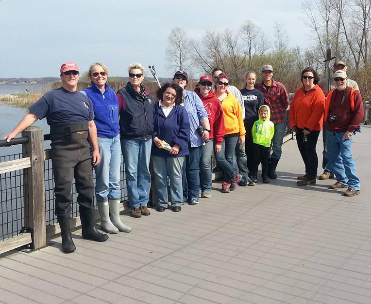 Muskegon Lake Watershed Partnership | Volunteers